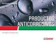 productos anticorrosivos - Metalia