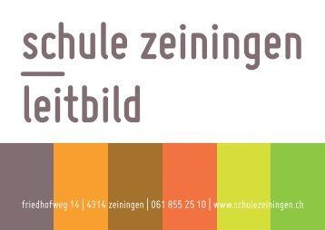 friedhofweg 14 | 4314 zeiningen | 061 855 25 10 - schulezeiningen.ch