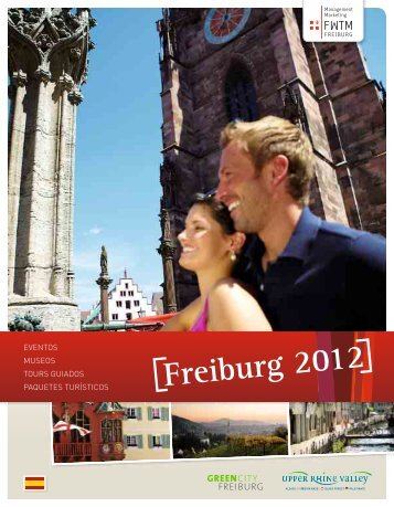 Friburgo - Stadt Freiburg im Breisgau