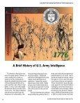 Brief History of Army MI - Fort Huachuca - U.S. Army - Page 2