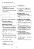 variostar 247 variostar 317, 317-2 operating instructions ... - dpiaca - Page 4