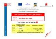 Didattica per competenze regione Veneto - Liceo Statale C. Montanari