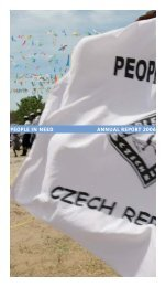PEOPLE IN NEED ANNUAL REPORT 2006