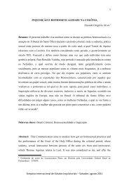 Zenaide Gregório Alves - UFRB
