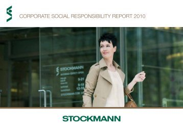Report 2010 - Stockmann Group