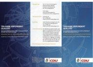 Tagungsleitung: Prof. Dr. Hans-Ulrich Baumgarten ...
