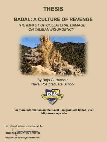 THESIS - BADAL - Tribal Analysis Center