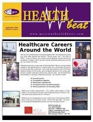 September 2002 - McCrone Healthbeat