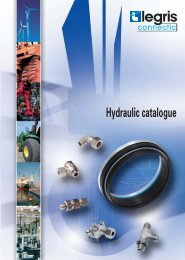 Hydraulic catalogue - Normapress