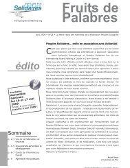FDPavril2009:FDP 200902.QXD.qxd - Peuples solidaires