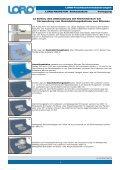 Verlegeanleitung LORO-RAINSTAR® Attikaabläufe - Seite 3