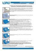 Verlegeanleitung LORO-RAINSTAR® Attikaabläufe - Seite 4