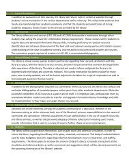 poster Assessment Plan narrative excerpt 2-17-10 - at www.my ...