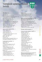 Vgo 2004 Hedmark - Lex Norsk Samfunnsinformasjon