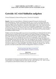 Getreide AG wird Südhafen aufgeben - Eckhard Schmidt - Kappeln ...