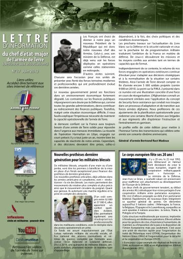 lettre info CEMAT n°17