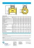 Elster Kent Bulk Irrigation Meter Brochure - Incledon - Page 4