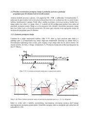 Posebne (ravnotežne) promjene stanja iz područja zasićene u ... - FSB