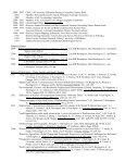 JOHN HARRINGTON, JR. Curriculum Vitae January 2012 Personal ... - Page 2