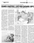 ESCRIBEN JAVIER PéREZ ROBLES - SEMANARIO LA GACETA - Page 3