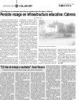 ESCRIBEN JAVIER PéREZ ROBLES - SEMANARIO LA GACETA - Page 6
