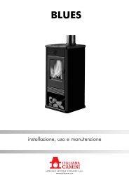 Download Schede Tecniche - Edilkamin