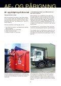 Af- og pårigning af lastbiler - BAR transport og engros - Page 7