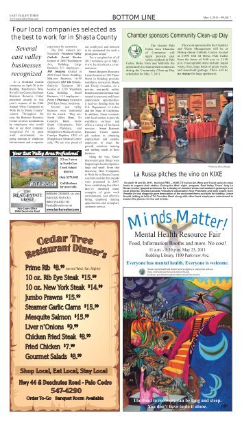 pages 7-9 - East Valley Times