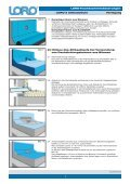 Verlegeanleitung LORO-X Attikaabläufe - Seite 3