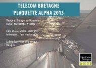 Téléchargez la Plaquette des élèves - Télécom Bretagne