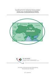 ukrajna egészségügyérõl - ESKI