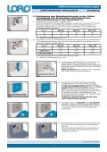 Verlegeanleitung LORO-RAINSTAR® Attikaabläufe - Seite 2