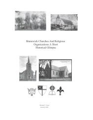 Churches and Religious Organizations - Curtis Memorial Library
