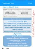 LM Guide THK - Industrial Technologies - Page 4