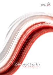 Výroční zpráva za fiskální rok 2010 - Toyota Financial Services