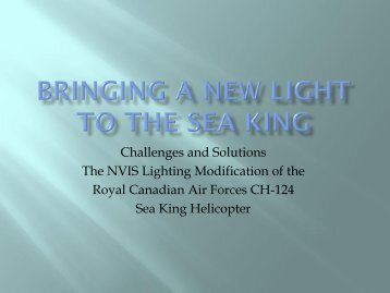 RebTech SKS 2012 Bringing a New LIght to - 15th Annual ...