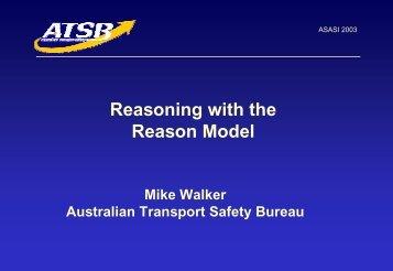 Reasoning with the Reason Model - ASASI