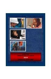 2010 Annual Report - Arkansas Department of Labor