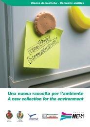 Una nuova raccolta per l'ambiente A new collection ... - Il Gruppo Hera