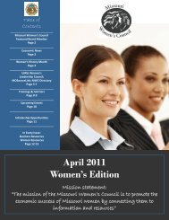 September 2010 Women's Edition April 2011 Women's Edition
