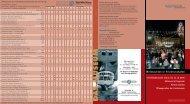 Informationen zum Programm - Hotel Gasthof Schwanen