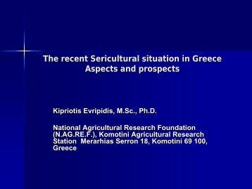 Dr Kipriotis, Greece - BACSA