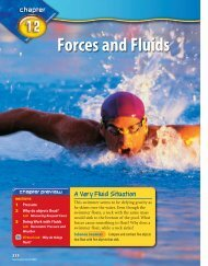 Forces and Fluids (3731.0K) - McGraw-Hill Higher Education