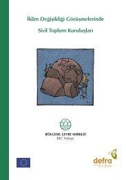 İklim Değişikliği Görüşmelerinde Sivil Toplum ... - İklim Platformu