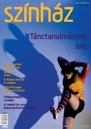 2007. augusztus - Színház.net