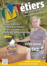 N°215 - Chambre de métiers et de l'artisanat de