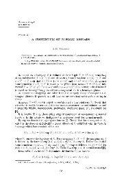A CONTINUUM OF NORMAL MONADS - Matematychni Studii