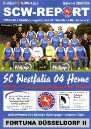 Fortuna Düsseldorf II - scwestfalia04herne.de