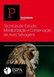 Técnicas de Estudo, Monitorização e Conservação de Aves ...
