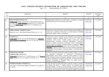 Lista-SMSI-27001- 1 - 036 1 12 2012.pdf - Aeroq
